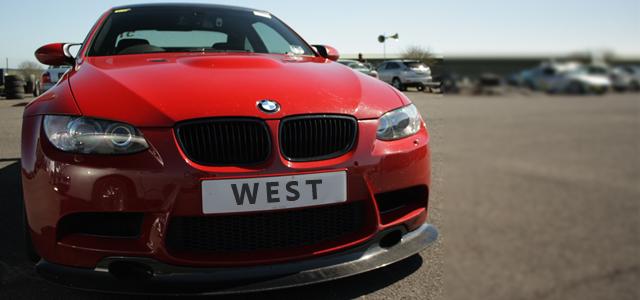 BMW M3T (T=Thruxton)