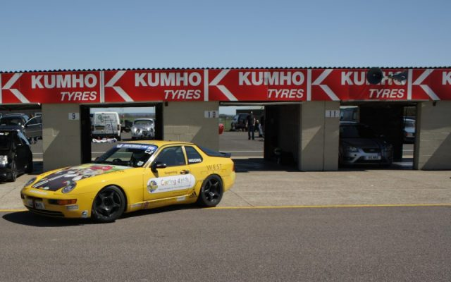 Porsche 968 Race Car