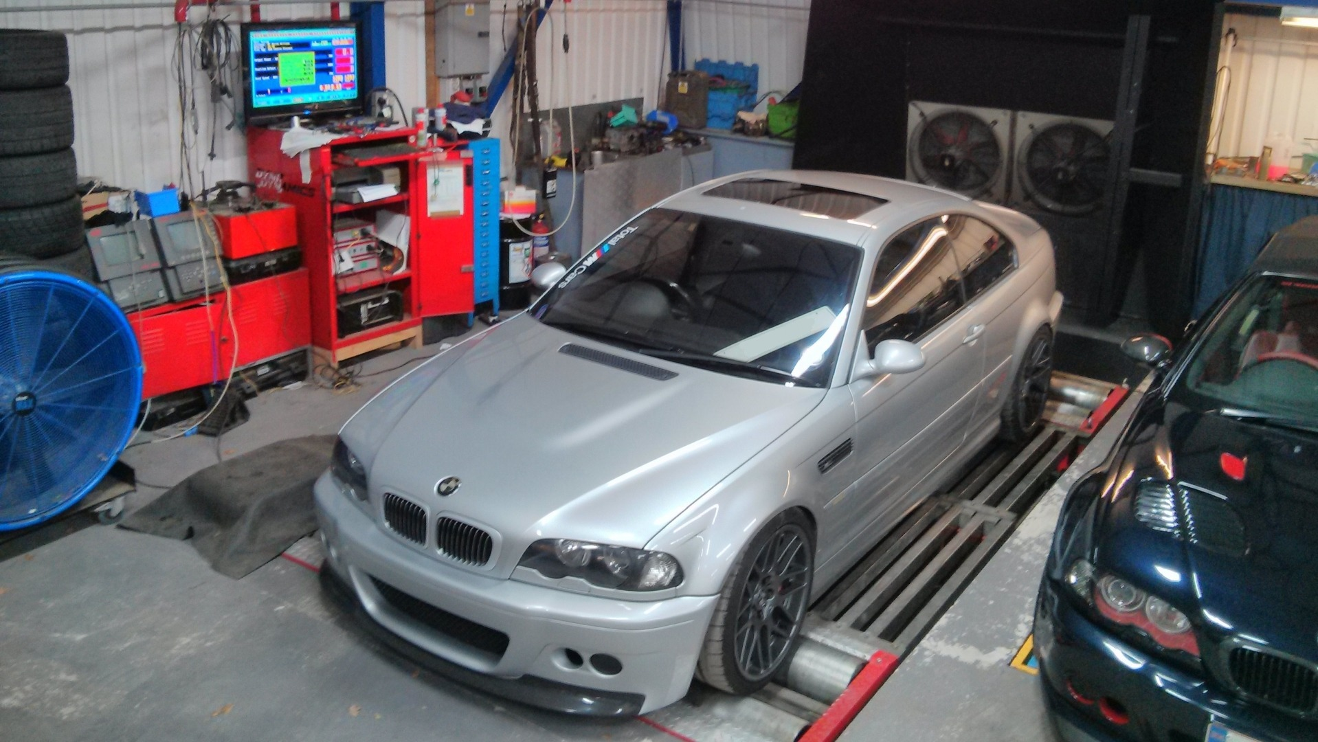 Bmw M3 E46 Engine Remapping Chip Tuning Car Performance