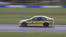 Donnington Park Pre-93 Classic Touring Cars