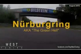 West Tuning at Nurburgring