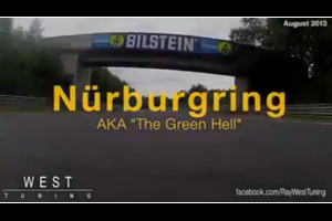 West Tuning at Nurburgring